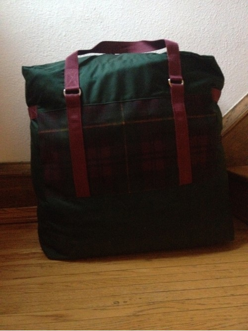 Edinburgh - Standard Travel Bag